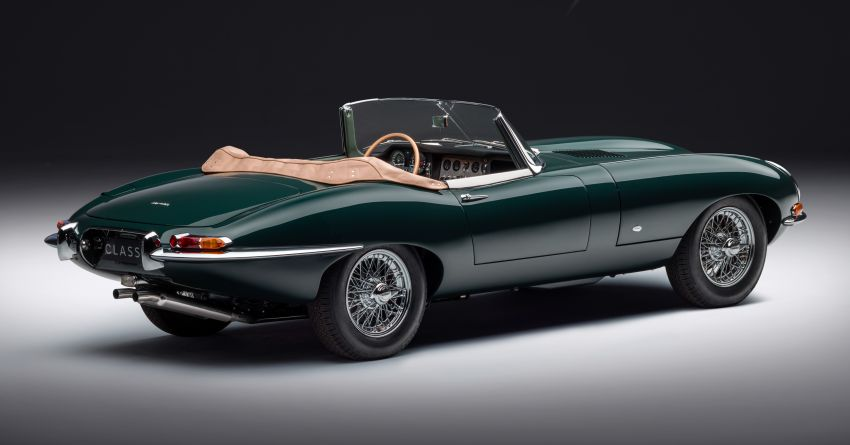 Jaguar E-type 60 Collection – icon turns 60; 12 units of restored coupé and convertible to be sold as pairs Image #1262894