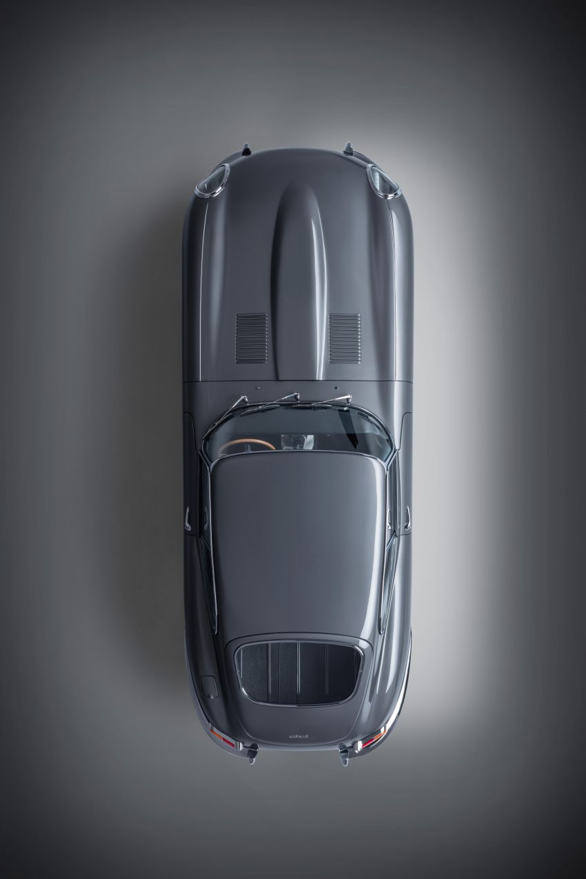 Jaguar E-type 60 Collection – icon turns 60; 12 units of restored coupé and convertible to be sold as pairs Image #1262896