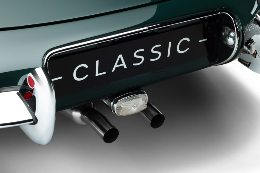 Jaguar E-type 60 Collection – icon turns 60; 12 units of restored coupé and convertible to be sold as pairs Image #1262901