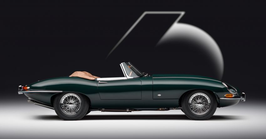 Jaguar E-type 60 Collection – icon turns 60; 12 units of restored coupé and convertible to be sold as pairs Image #1262885
