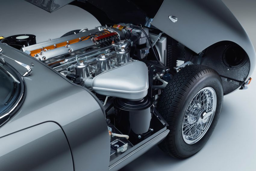 Jaguar E-type 60 Collection – icon turns 60; 12 units of restored coupé and convertible to be sold as pairs Image #1262906