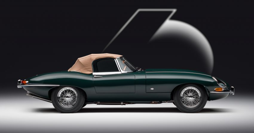 Jaguar E-type 60 Collection – icon turns 60; 12 units of restored coupé and convertible to be sold as pairs Image #1262886
