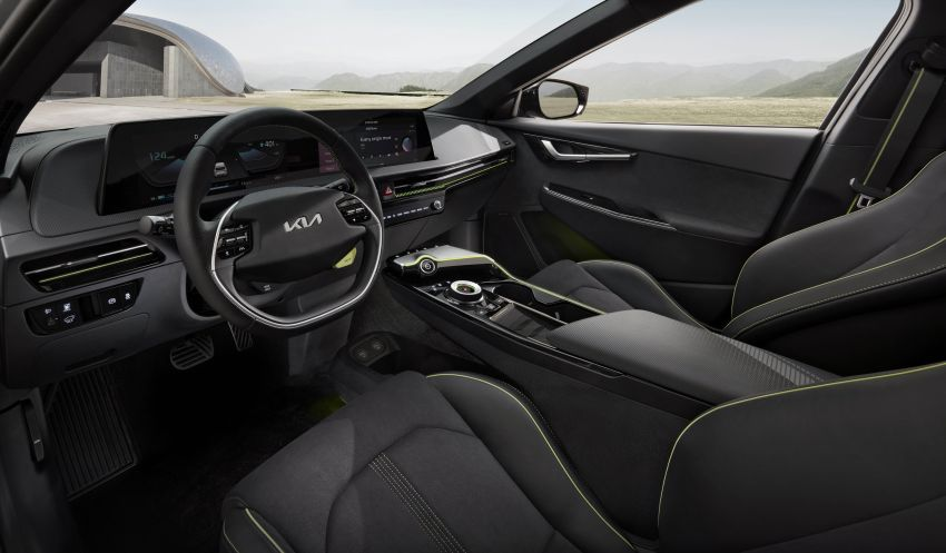 Kia EV6 debuts  – 800V architecture fast-charging to 80% in 18 mins, up to 510 km range, 0-100 km/h in 3.5 s Image #1271662