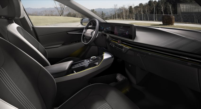 Kia EV6 debuts  – 800V architecture fast-charging to 80% in 18 mins, up to 510 km range, 0-100 km/h in 3.5 s Image #1271656
