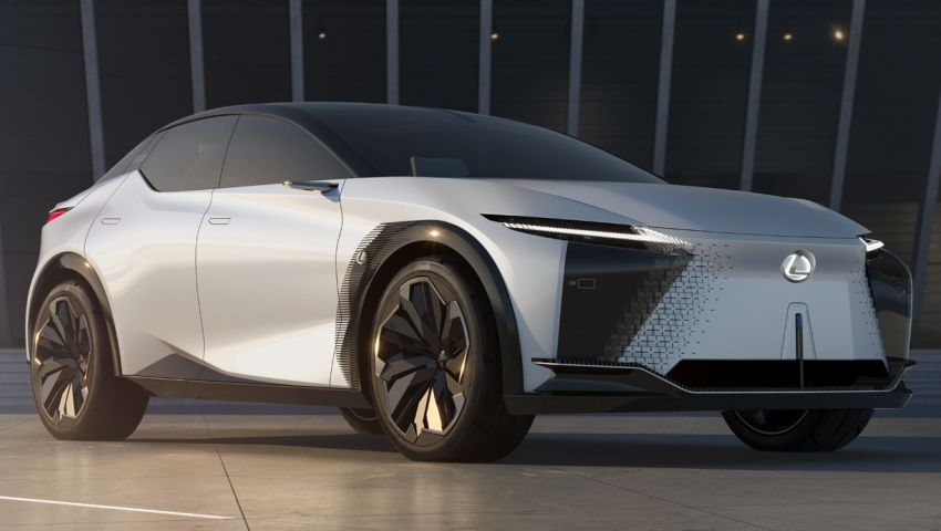 Lexus LF-Z Electrified concept heralds new era – EV with 544 PS and 700 Nm, Direct4 AWD, 600 km range Image #1271068