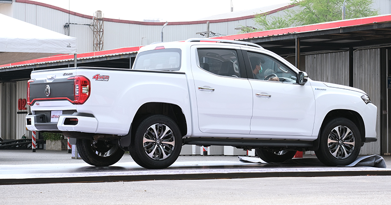 MG Extender facelift revealed in Thailand – rebadged Maxus T60 pick-up refreshed with radical new nose Image #1264180