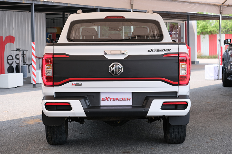 MG Extender facelift revealed in Thailand – rebadged Maxus T60 pick-up refreshed with radical new nose Image #1264207