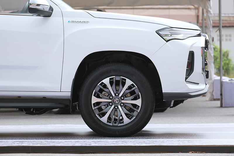 MG Extender facelift revealed in Thailand – rebadged Maxus T60 pick-up refreshed with radical new nose Image #1264185
