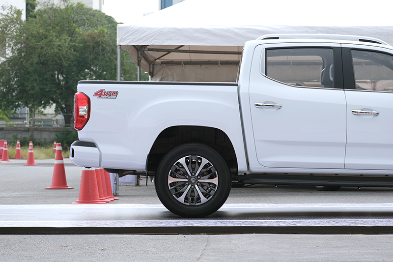MG Extender facelift revealed in Thailand – rebadged Maxus T60 pick-up refreshed with radical new nose Image #1264186