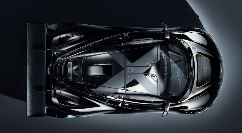 McLaren 720S GT3X is a regulation-free track monster with a passenger seat – 4.0L V8, 750 PS; 1,210 kg! Image #1265323