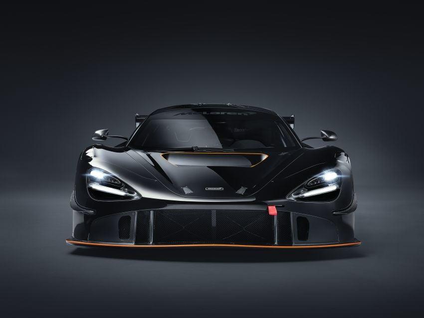 McLaren 720S GT3X is a regulation-free track monster with a passenger seat – 4.0L V8, 750 PS; 1,210 kg! Image #1265324