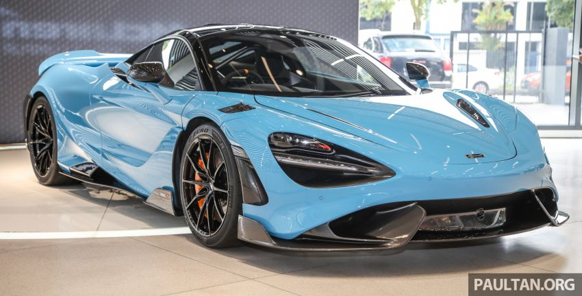 McLaren 765LT – first customer car lands in Malaysia, over RM200,000 in options, RM1.7 million before taxes Image #1267428
