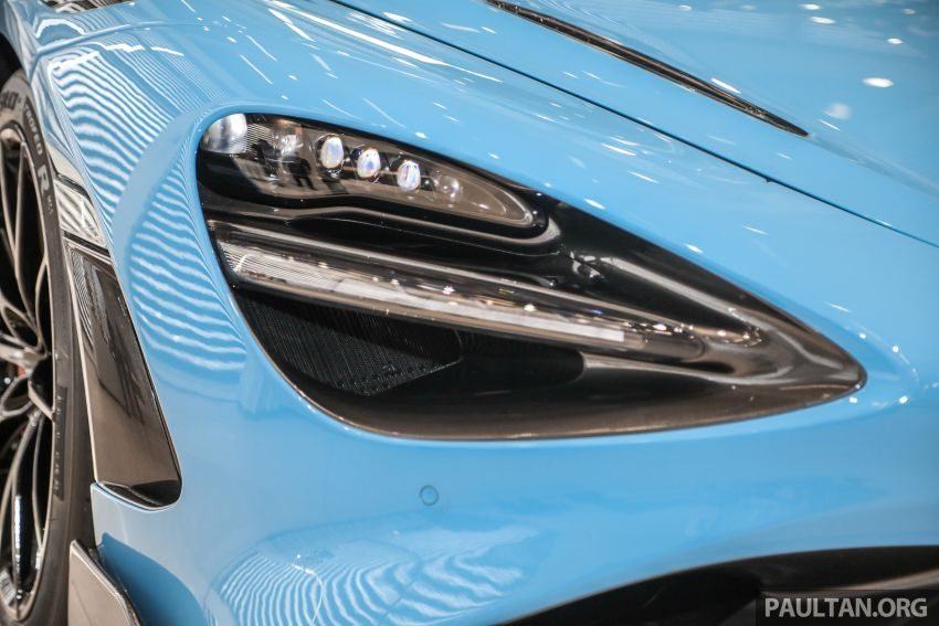 McLaren 765LT – first customer car lands in Malaysia, over RM200,000 in options, RM1.7 million before taxes Image #1267439