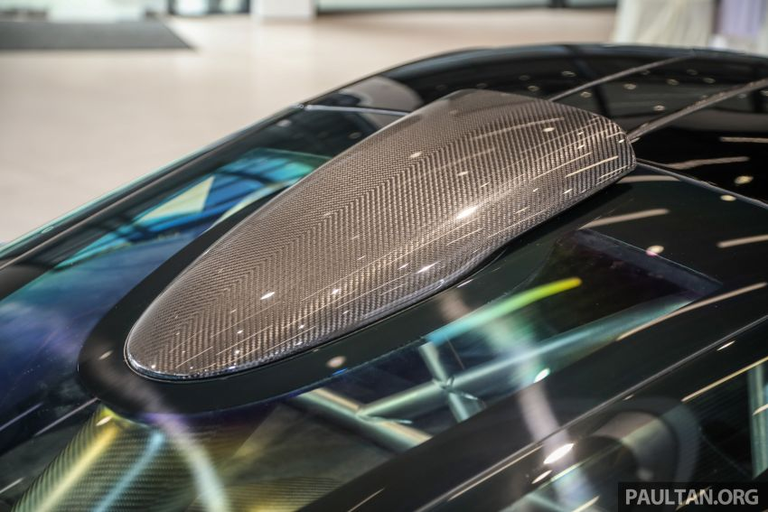 McLaren 765LT – first customer car lands in Malaysia, over RM200,000 in options, RM1.7 million before taxes Image #1267452