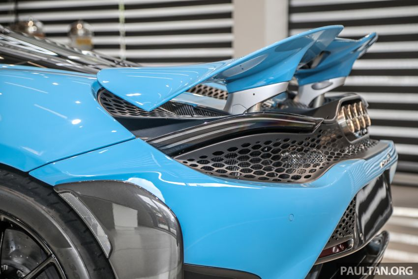 McLaren 765LT – first customer car lands in Malaysia, over RM200,000 in options, RM1.7 million before taxes Image #1267464