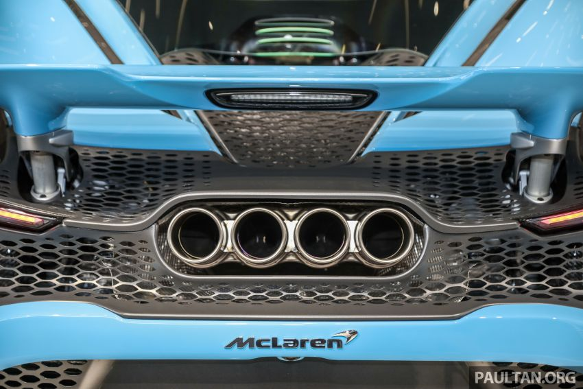 McLaren 765LT – first customer car lands in Malaysia, over RM200,000 in options, RM1.7 million before taxes Image #1267465