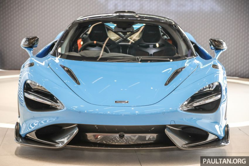 McLaren 765LT – first customer car lands in Malaysia, over RM200,000 in options, RM1.7 million before taxes Image #1267433