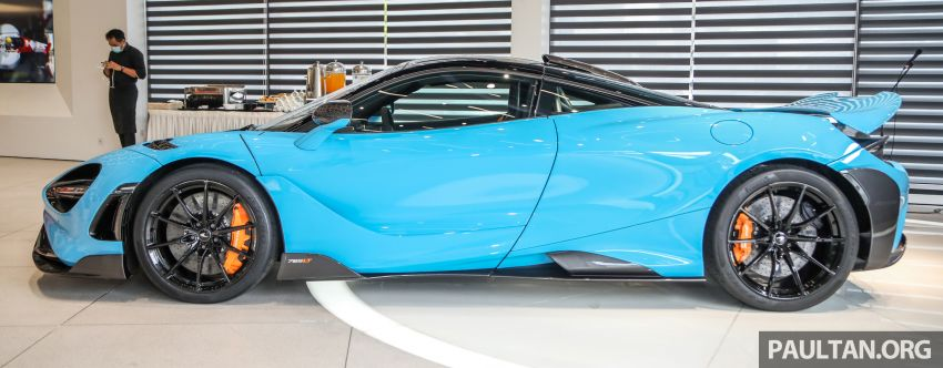 McLaren 765LT – first customer car lands in Malaysia, over RM200,000 in options, RM1.7 million before taxes Image #1267437