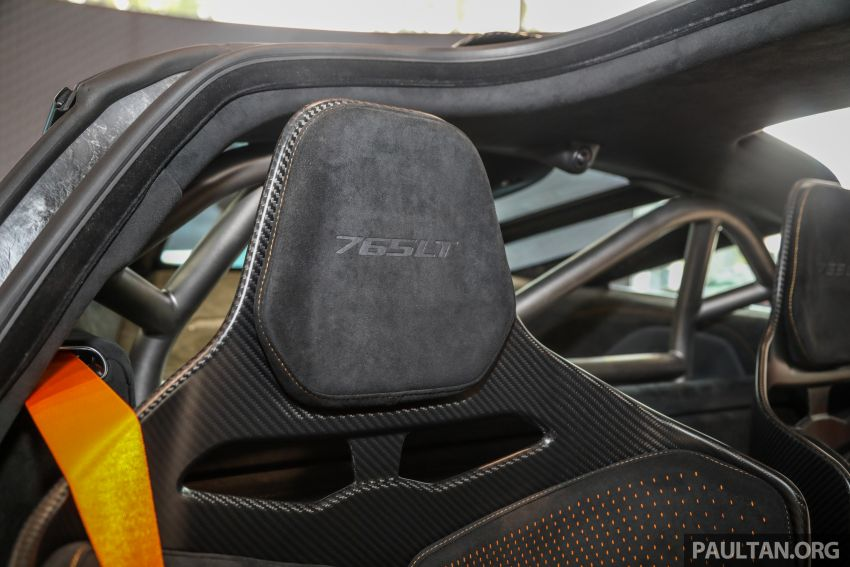 McLaren 765LT – first customer car lands in Malaysia, over RM200,000 in options, RM1.7 million before taxes Image #1267488