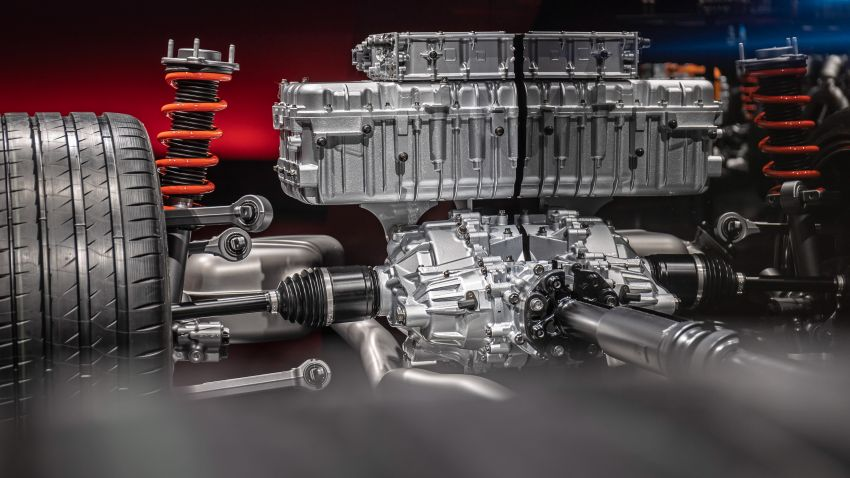 Mercedes-AMG E Performance strategy detailed – four-cylinder C63; powertrains with over 816 PS, 1,000 Nm Image #1271733