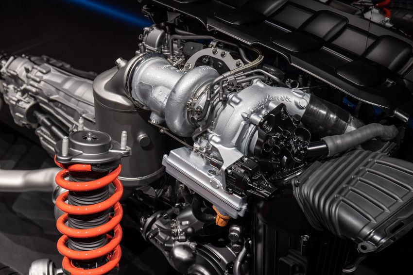 Mercedes-AMG E Performance strategy detailed – four-cylinder C63; powertrains with over 816 PS, 1,000 Nm Image #1271734