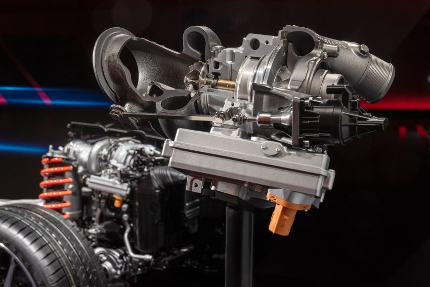 Mercedes-AMG E Performance strategy detailed – four-cylinder C63; powertrains with over 816 PS, 1,000 Nm Image #1271736