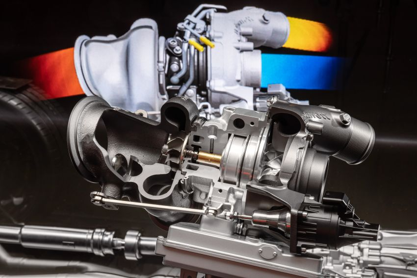 Mercedes-AMG E Performance strategy detailed – four-cylinder C63; powertrains with over 816 PS, 1,000 Nm Image #1271740