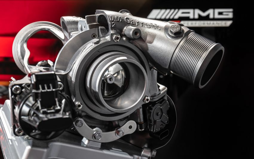 Mercedes-AMG E Performance strategy detailed – four-cylinder C63; powertrains with over 816 PS, 1,000 Nm Image #1271741