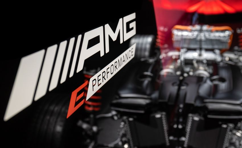 Mercedes-AMG E Performance strategy detailed – four-cylinder C63; powertrains with over 816 PS, 1,000 Nm Image #1271743