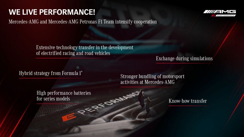 Mercedes-AMG E Performance strategy detailed – four-cylinder C63; powertrains with over 816 PS, 1,000 Nm Image #1271749