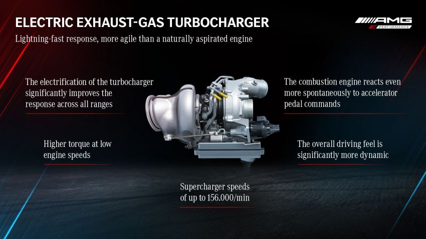 Mercedes-AMG E Performance strategy detailed – four-cylinder C63; powertrains with over 816 PS, 1,000 Nm Image #1271758