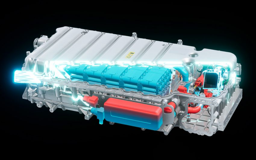 Mercedes-AMG E Performance strategy detailed – four-cylinder C63; powertrains with over 816 PS, 1,000 Nm Image #1271761