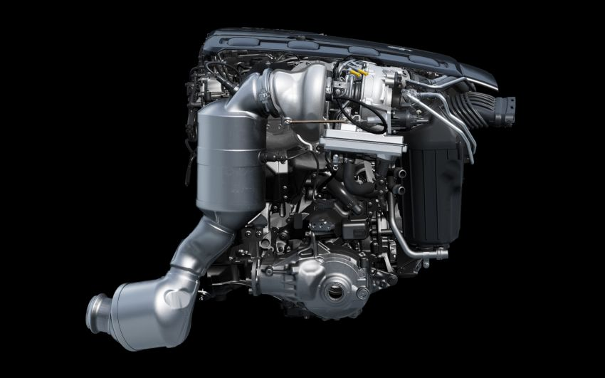 Mercedes-AMG E Performance strategy detailed – four-cylinder C63; powertrains with over 816 PS, 1,000 Nm Image #1271765