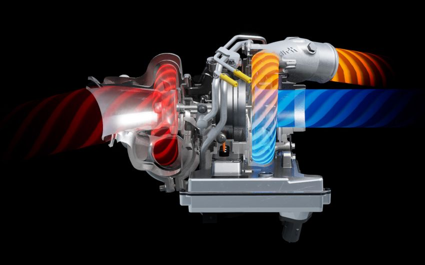 Mercedes-AMG E Performance strategy detailed – four-cylinder C63; powertrains with over 816 PS, 1,000 Nm Image #1271768