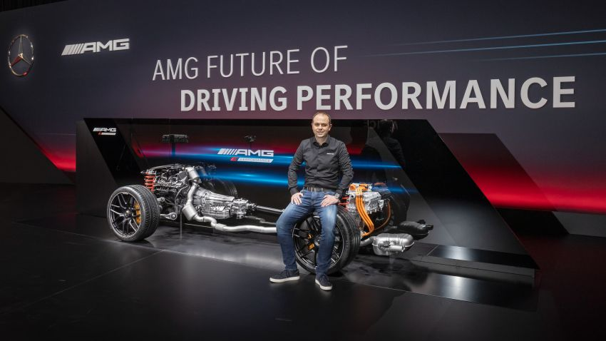 Mercedes-AMG E Performance strategy detailed – four-cylinder C63; powertrains with over 816 PS, 1,000 Nm Image #1271773
