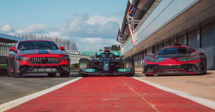 Mercedes-AMG GT73 confirmed ahead of full debut Image #1257046