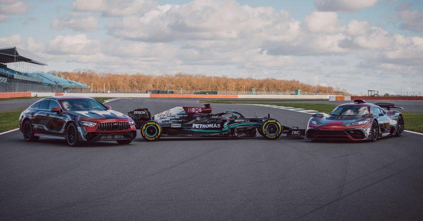 Mercedes-AMG GT73 confirmed ahead of full debut Image #1257048