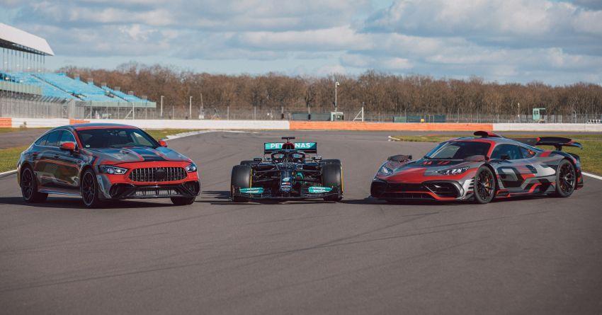 Mercedes-AMG GT73 confirmed ahead of full debut Image #1257050