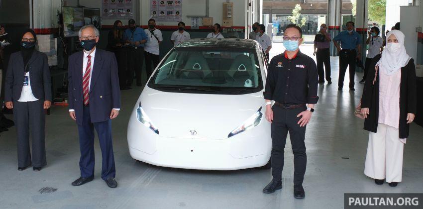 MyKar – misi hasilkan kereta elektrik buatan M'sia bawah RM50k dengan penyelidikan EV Innovations Image #1272011