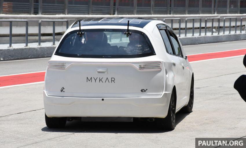 MyKar – misi hasilkan kereta elektrik buatan M'sia bawah RM50k dengan penyelidikan EV Innovations Image #1272015