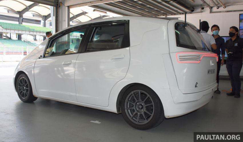 MyKar – misi hasilkan kereta elektrik buatan M'sia bawah RM50k dengan penyelidikan EV Innovations Image #1272016