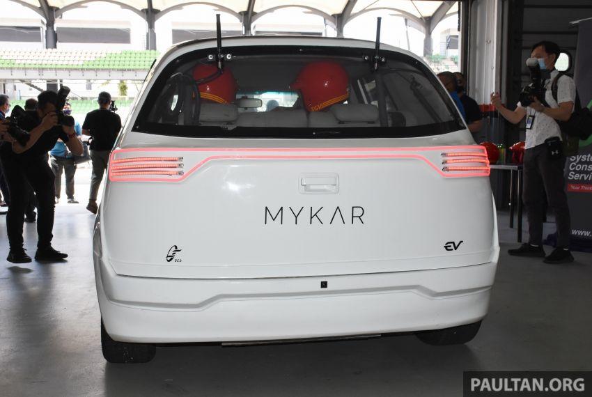 MyKar – misi hasilkan kereta elektrik buatan M'sia bawah RM50k dengan penyelidikan EV Innovations Image #1272017