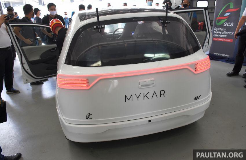 MyKar – misi hasilkan kereta elektrik buatan M'sia bawah RM50k dengan penyelidikan EV Innovations Image #1272019