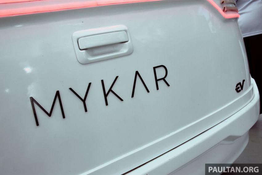 MyKar – misi hasilkan kereta elektrik buatan M'sia bawah RM50k dengan penyelidikan EV Innovations Image #1272021
