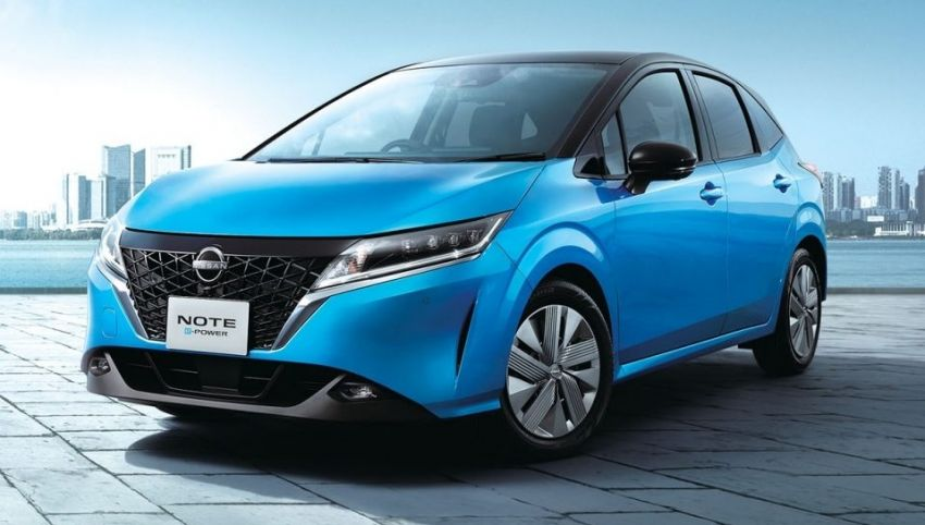 Nissan Note e-Power – third-gen debuts in Singapore Image #1258600