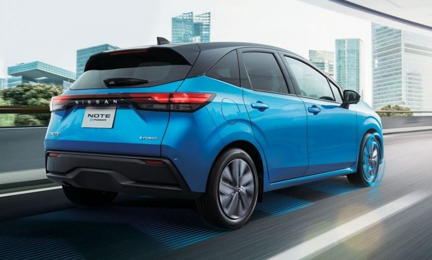Nissan Note e-Power – third-gen debuts in Singapore Image #1258599