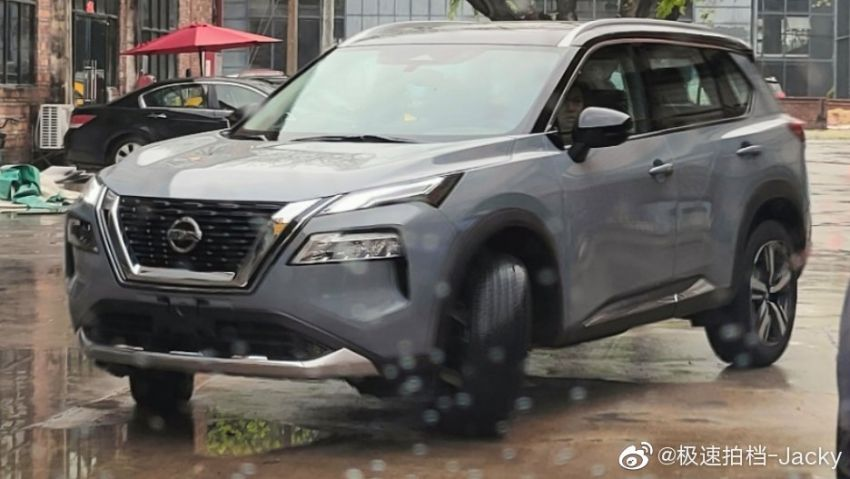 Nissan X-Trail to get new VC Turbo engine in China Image #1263763