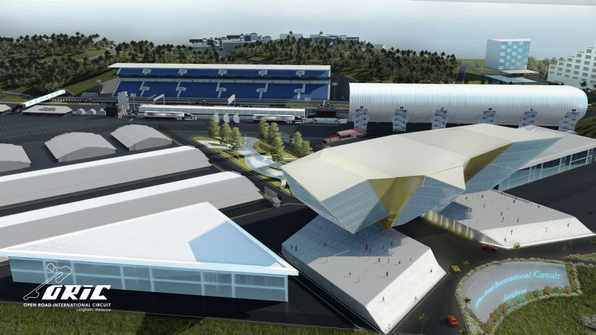 Open Road International Circuit in Langkawi, Kedah – FIA Grade 2/FIM Grade B track planned for Q3 2023 Image #1268955