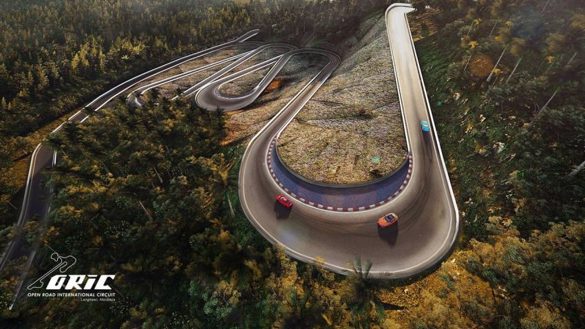 Open Road International Circuit in Langkawi, Kedah – FIA Grade 2/FIM Grade B track planned for Q3 2023 Image #1268887