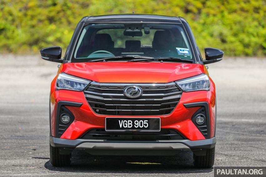 GALLERY: Perodua Ativa vs Kembara – new modern SUV placed side by side with P2's original mini 4×4 Image #1261295